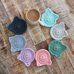 Meow Cup Pads